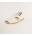 Frailera Velcro Vecchio Blanco (Pons)