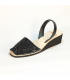Casual Lady Escarcha Negro (Pons) - NEW