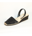 Casual Lady Glitter Negro (Pons)